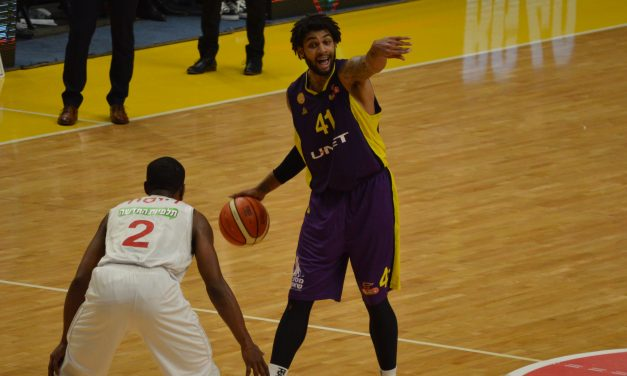 Holon moves into the Final 4; Glen Rice Jr. is back