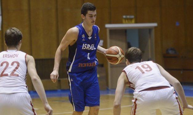 Tomer Levinson – Israel's NBA Future