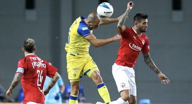 Israel Football Championship Playoffs MD 3, Relegation Playoffs MD 2