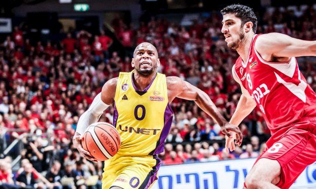 Holon advances to Israel Basketball League Final; knocks off Jerusalem