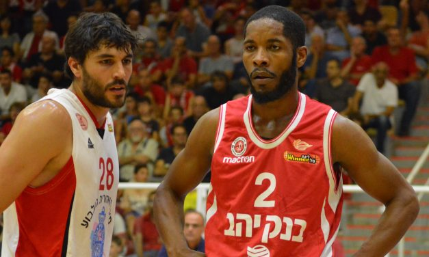 Never Underestimate the heart of a Champion – Jerusalem moves into the Final 4
