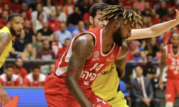 """Rich Howell Unplugged following Jerusalem's devastating loss to Holon, """"It's all on me"""""""