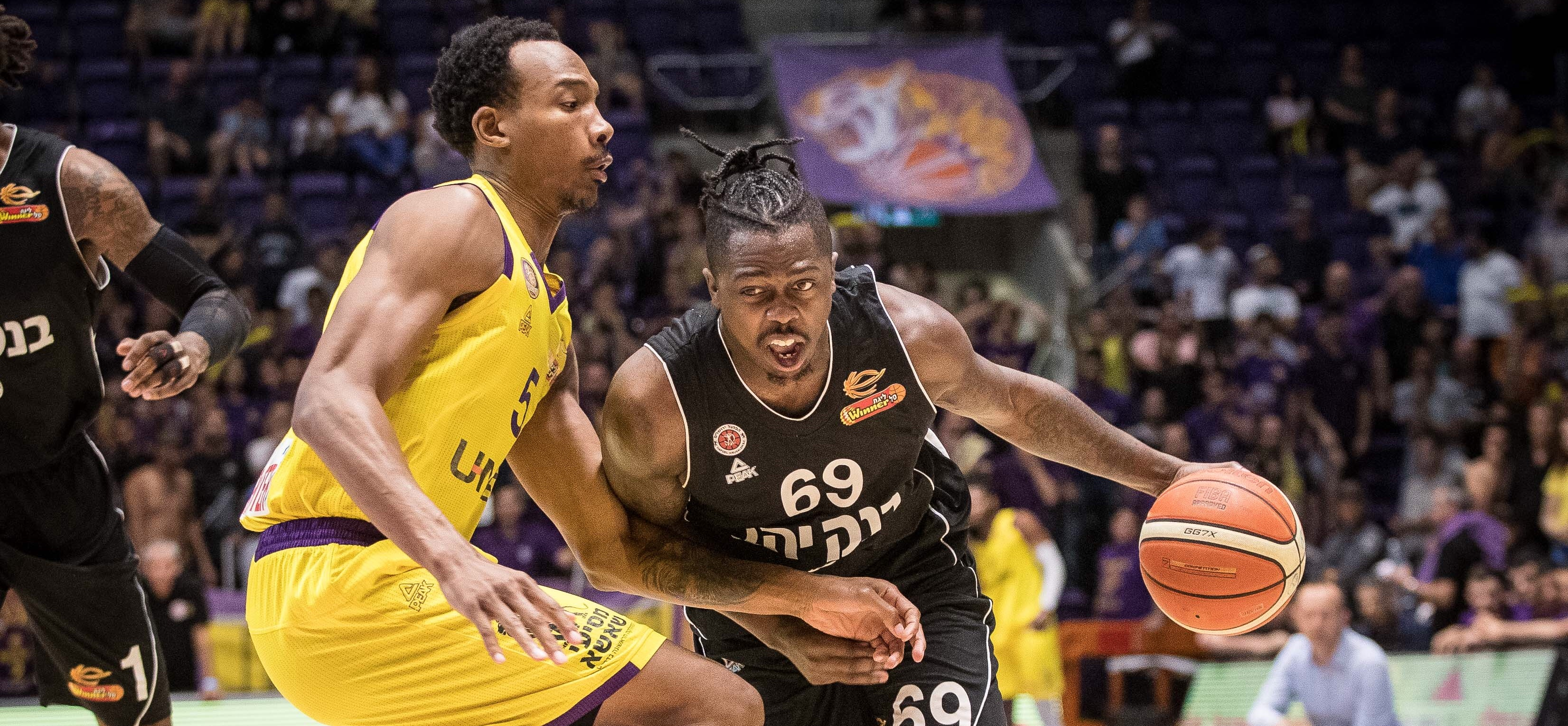 """Brown is a leader in his own right"" – Jerusalem downs Holon 108-99"