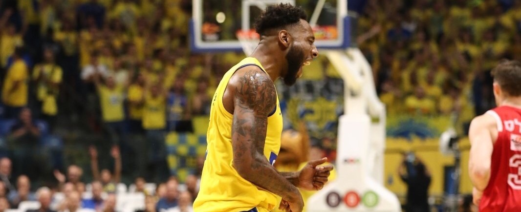 """Kane was extra motivated"" – Maccabi drops Hapoel 87-63; sweep into Final 4"