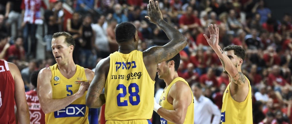 """""""When I have the opportunity I should take it"""" – Maccabi drops Hapoel 85-72;  leads series 2-0"""
