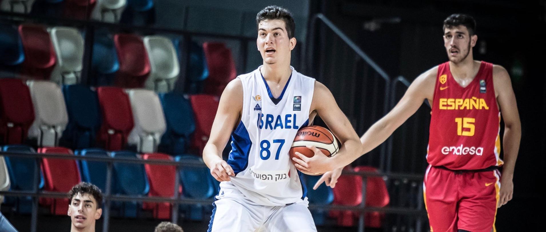 """It's a big honor to be a part of the Israel National Team"" Tomer Levinson Interview ahead of U20 European Championships, Ben Eisenhardt, Dan Shamir, B&W Baseball & More! Israel Sports Rabbi Rundown July 9, 2019"