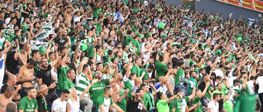 Haifa provides optimism despite being ousted from Europe