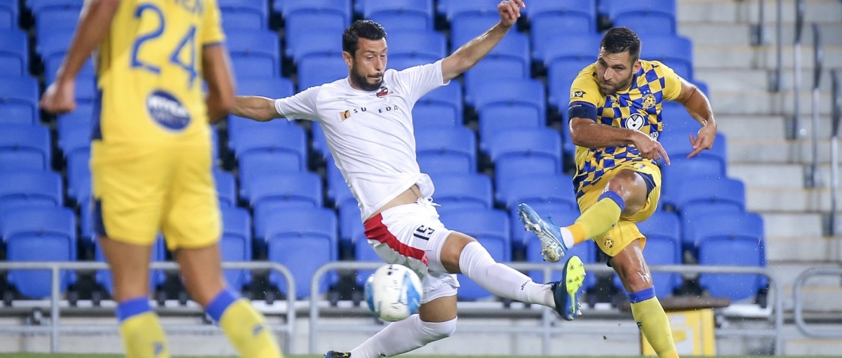 Maccabi shocked by Suduva, Bnei Yehuda and Beer Sheva draw in Europa League Third Round Qualifying Action