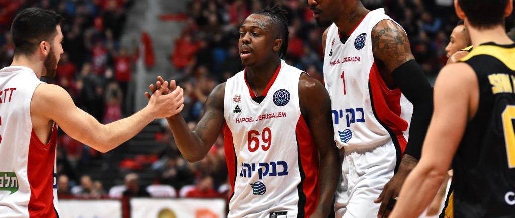 """""""As long as we put the team first the rest will take care of itself"""" – J'Covan Brown & Hapoel Jerusalem look ahead to the new season"""