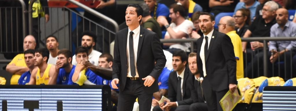 """PREVIEW! """"Our fans are the 6th man even on the road"""" – Maccabi Tel Aviv coach Sfairopoulos ahead of Alba Berlin"""