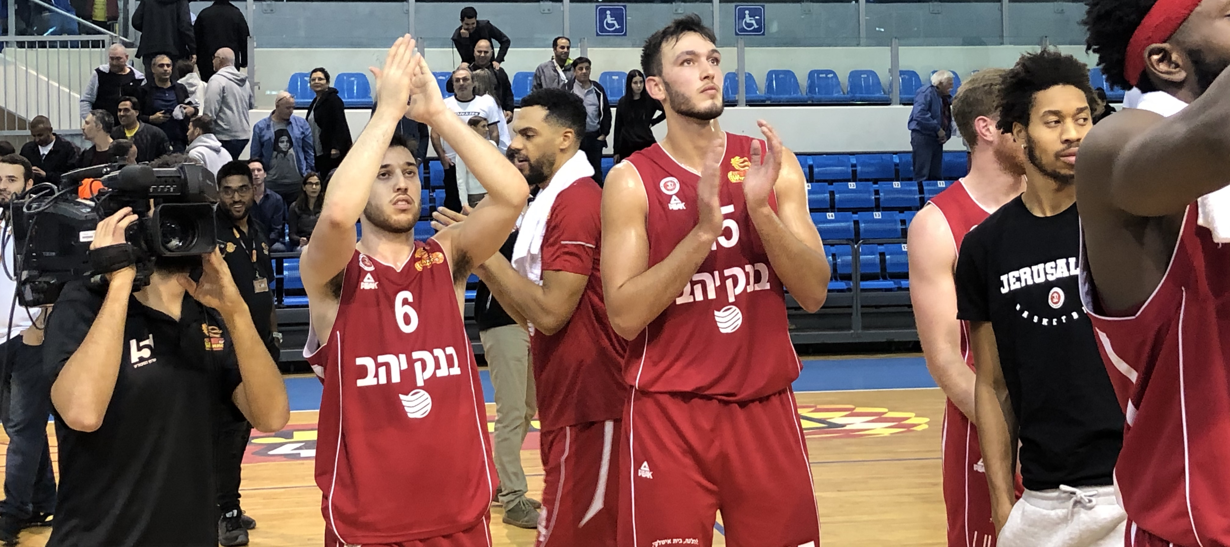 Nimrod Levi & James Feldeine Star for Jerusalem in 84-69 win over Ashdod