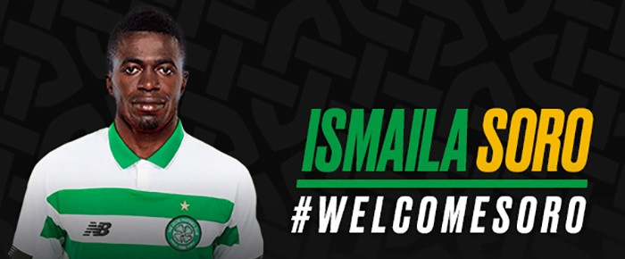 Who is Ismaila Soro? From Bnei Yehuda to Celtic, get to know the midfielder
