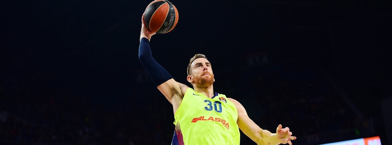 Victor Claver – Barcelona's stalwart veteran keeps chugging along! From Valencia, Portland, Barcelona & the Spanish National Team the World Champion has experienced it all!