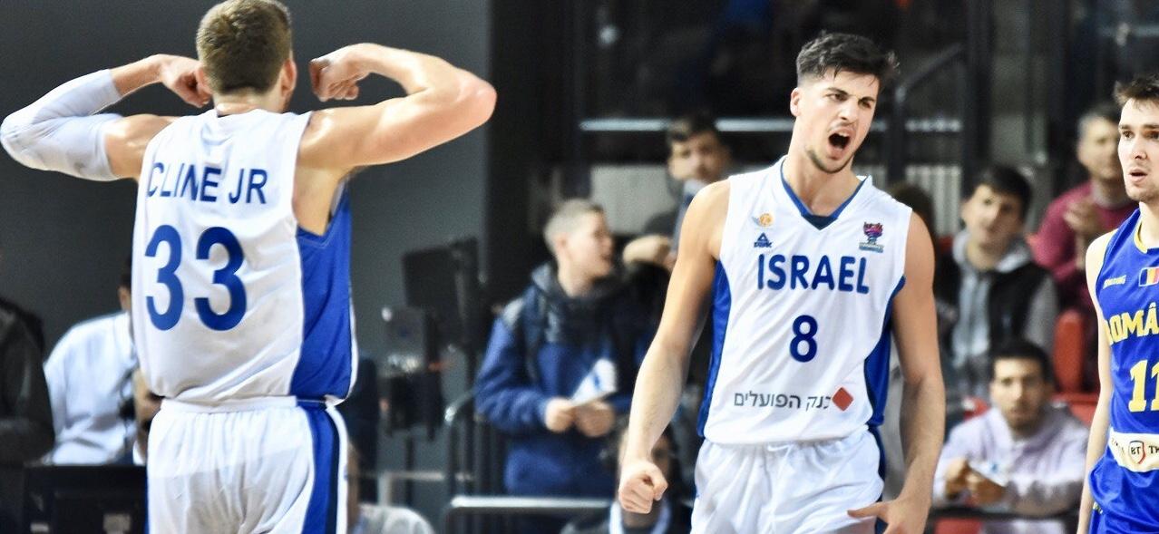 """""""הוא פשוט קסם"""", כך סיכם מאמן נבחרת ישראל עודד קטש את ההופעה של דני אבדיה בניצחון על רומניה"""