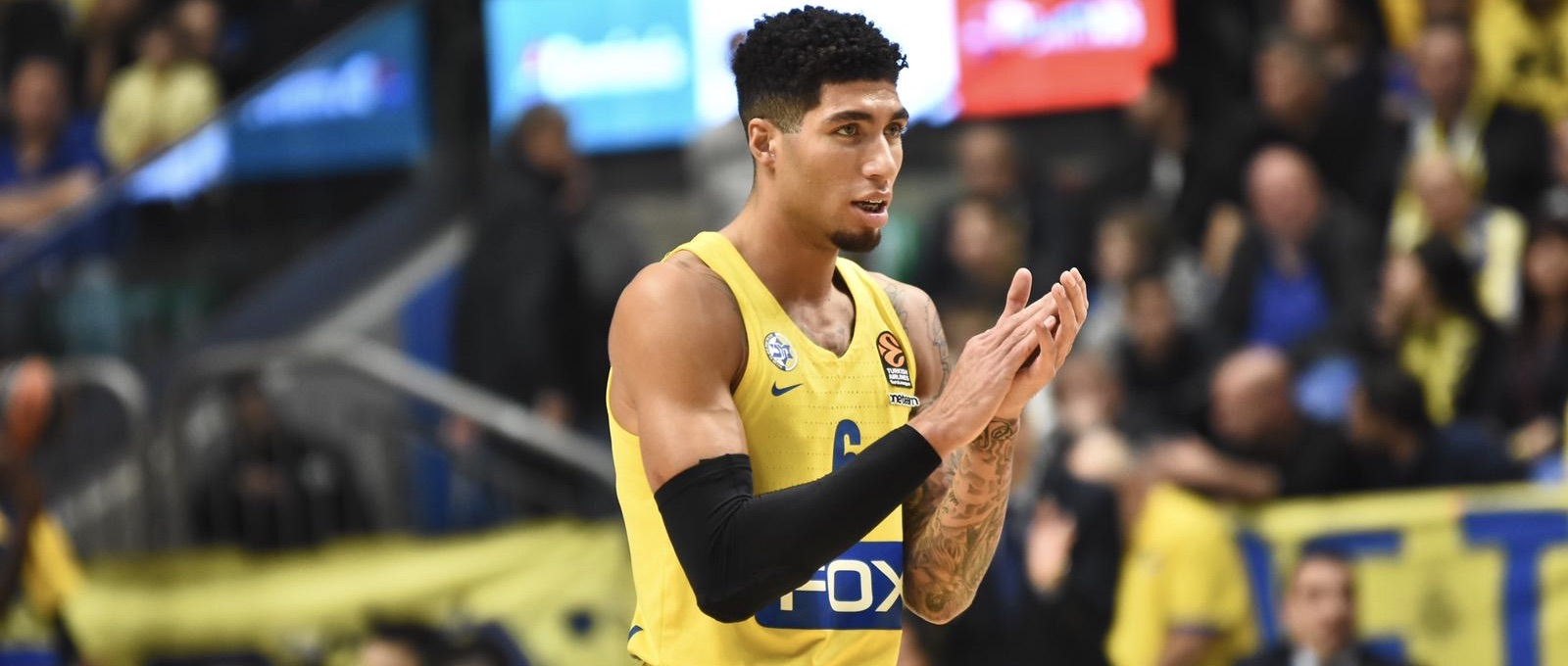 """I feel that I can have an impact on winning and I can do a lot of things that can help this team"" Sandy Cohen Stars for Maccabi in Championship Victory"