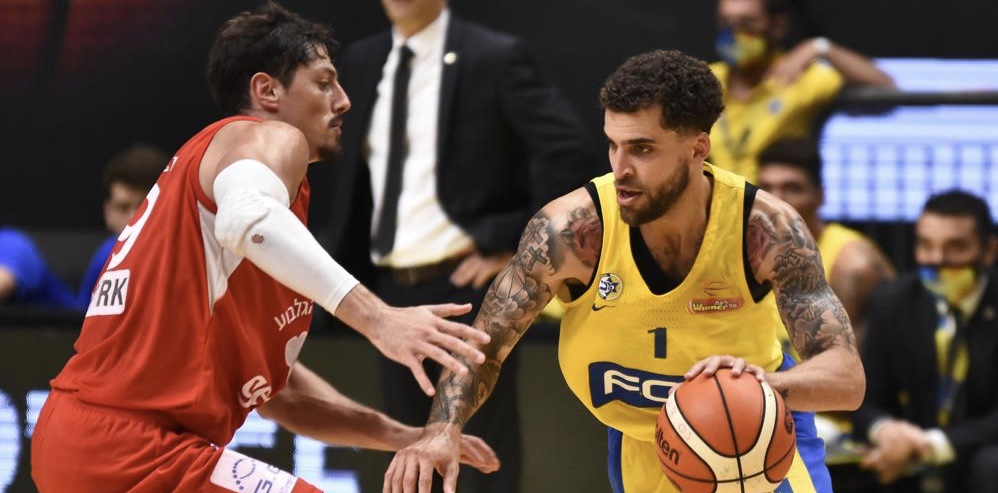 GAME REPORT: Wilbekin 3-pointer punches Maccabi's ticket to final in 81-78 win over Gilboa Galil