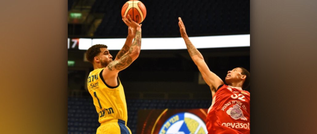 Winner Shot Take 2, Wilbekin's back with a vengeance, Dorsey again, Lubin & Ziv's efforts just fall short! 3-Pointers on Maccabi's 81-78 win over Gilboa Galil