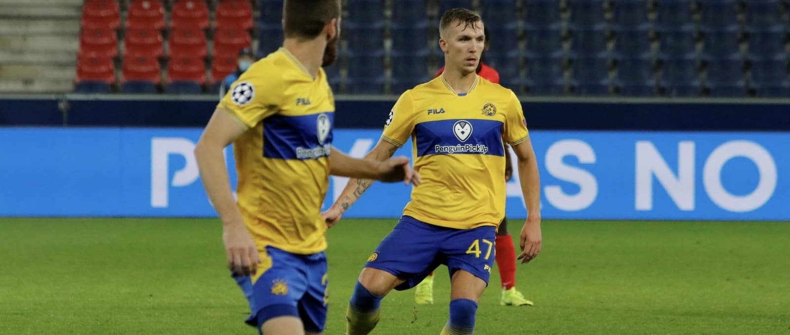Maccabi falls to Salzburg 3-1 and are eliminated from Champions League Qualification; Europa League Group Stage Draw Friday