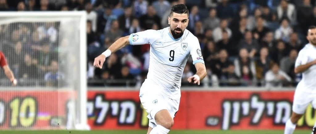 """""""We can do some good things in this group but it will be difficult"""" Monas Dabbur looks ahead to Israel vs Scotland UEFA Nations League action"""