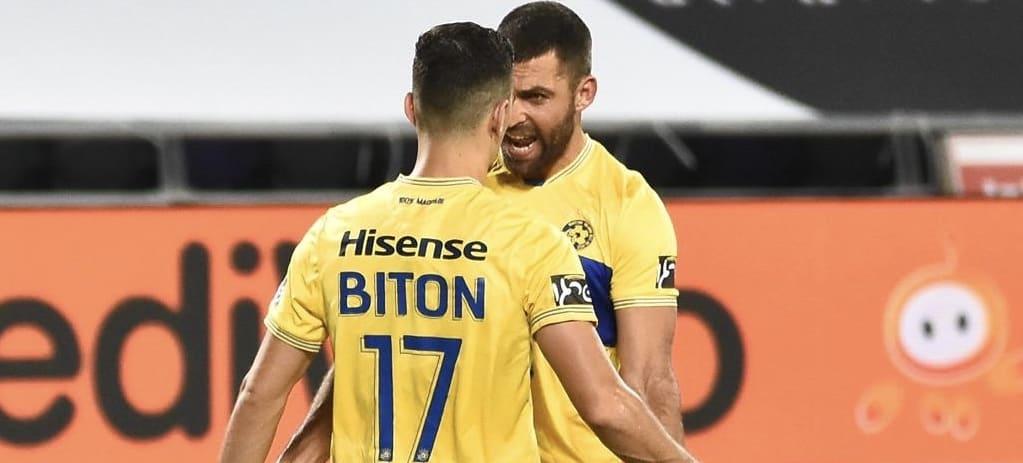 Maccabi Tel Aviv & Hapoel Beer Sheva Europa League Bound; Villarreal, Bayer Leverkusen, Slavia Prague opponents