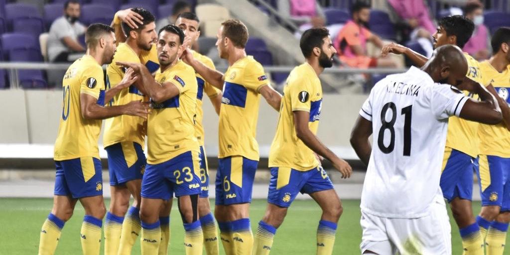 Maccabi Tel Aviv defeats Qarabag 1-0 to open Europa League campaign