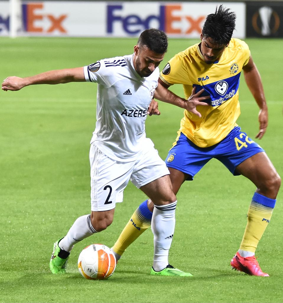 Maccabi Tel Aviv defeats Qarabag 1-0 to open Europa League campaign -  Sports Rabbi