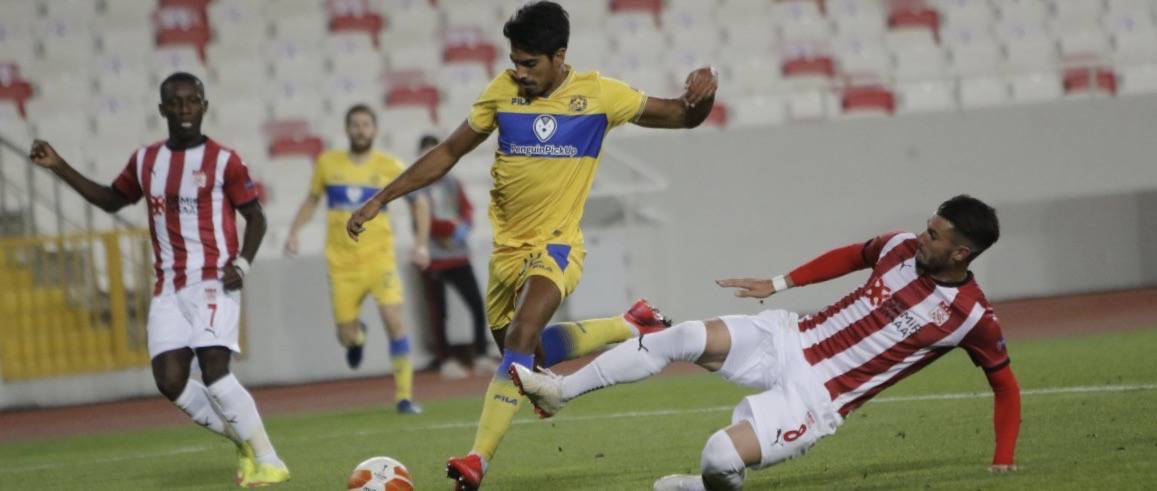 Maccabi drops Sivasspor 2-1, Beer Sheva fall 1-0 to Nice + Israelis Abroad in action