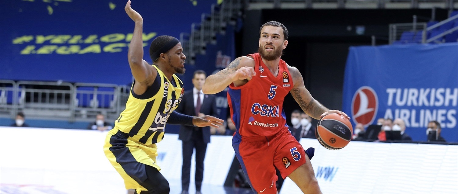 The Mike James Saga, Fener Moves On Up, Strazel & Alocen Show Their Worth, Katash's New Mr. Reliability: The Latest in Euroleague Action