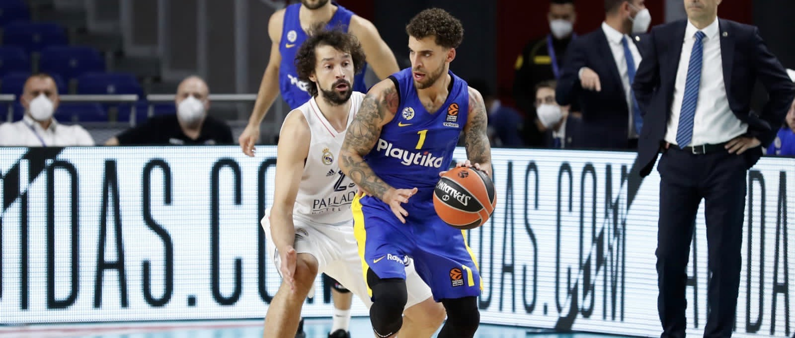 Real Madrid dominates Maccabi Tel Aviv 79-63 in a game that was never close: 3-Pointers – Disappointing performance, Thanks Deni, Campazzo to NBA & Hit the Deck!