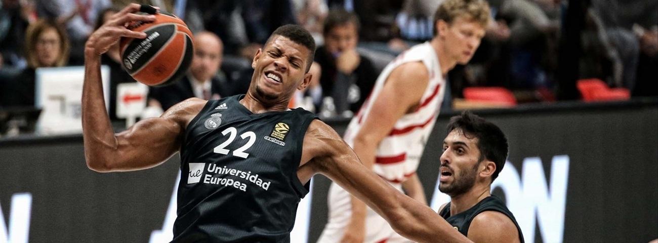 """וולטר טבארס, האם חזרה ל-NBA זה דבר שאתה עדיין רוצה לעשות? """"לא באמת. אני מאוד שמח במדריד ואני אוהב את ספרד"""", כוכב ריאל מדריד מדבר בראיון מיוחד לקראת המפגש עם מכבי תל אביב"""