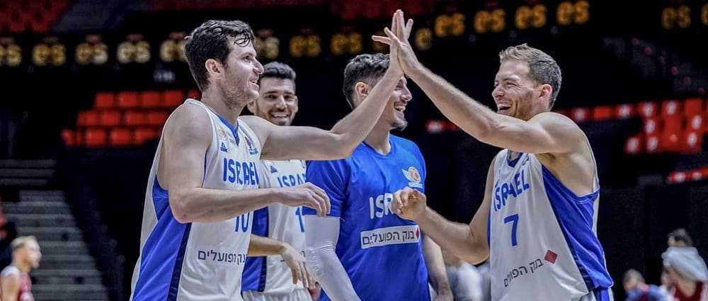 Israel advances to EuroBasket 2022 with 78-72 win over Poland