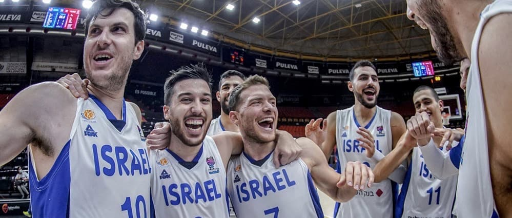 """The strength of this team is that we're a team"" Gal Mekel & Guy Pnini prove invaluable as Israel punches ticket to EuroBasket; Katash dreams of reaching quarterfinals"