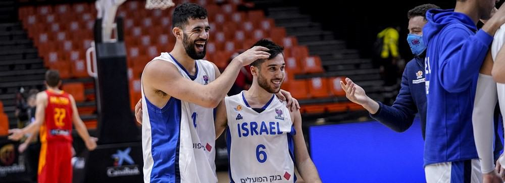 Israel looks to clinch EuroBasket berth against Poland