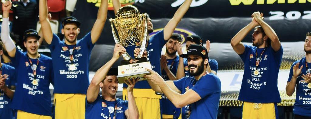 Winner Cup opens Israeli Hoops Season
