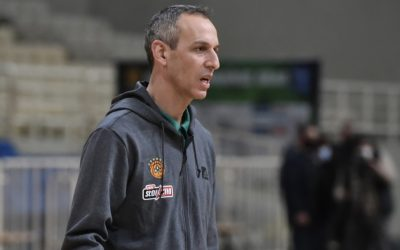 """I am ready for the challenge"" The Oded Katash era begins at Panathinaikos"