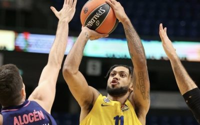 """We needed this win; I caught the hot hand"" Tyler Dorsey leads the way in Maccabi's clutch win ahead of Turkish Double Week"