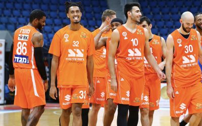 Rishon rides big 4th quarter to knock Jerusalem out of Balkan League play