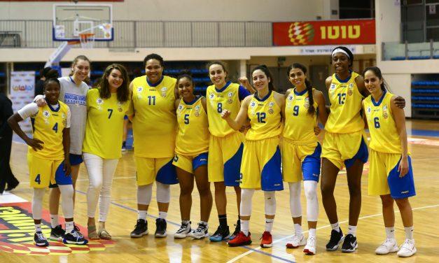 מכבי אשדוד תפסה את המקום הפנוי האחרון בשלב חצי גמר גביע המדינה לנשים