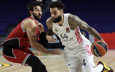 Interview Preview: Jeffery Taylor & Real Madrid ready for Maccabi Tel Aviv