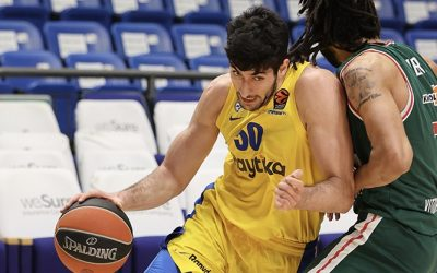 Basketball Is Simple – Zoosman makes a difference, Hunter is king in Maccabi's win over Baskonia