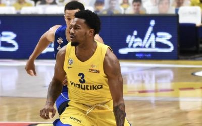 Chris Jones looks to translate solid Israeli league play to Euroleague action for Maccabi Tel Aviv