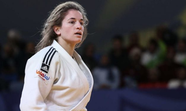 Nelson Levy grabs gold as Israel judokas take home four medals at Tel Aviv Grand Slam