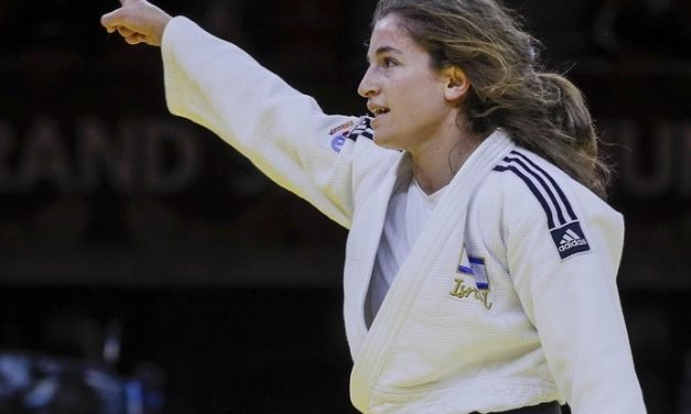 Timna Nelson-Levy: The hottest name in Israeli sports