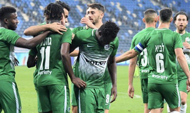 Haifa dominates Kiryat Shemona, Hadera + Petach Tikva + Hapoel TLV win