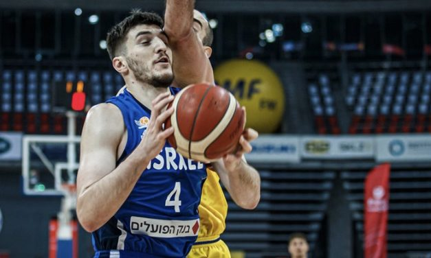 Israel moves to 5-0 with win 79-71 win over Romania