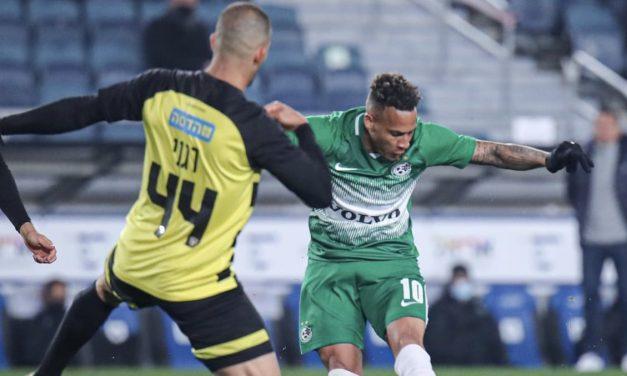 Haifa runs Beitar out of Jerusalem, Maccabi Tel Aviv keeps pace