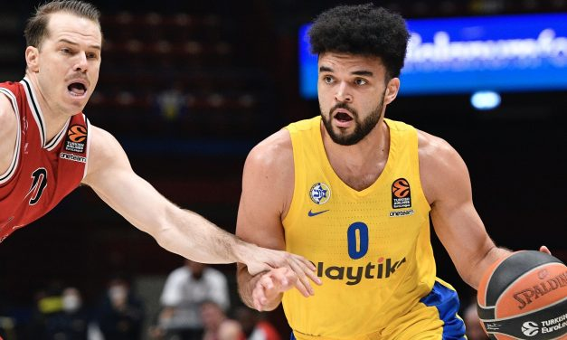 Milano runs all over Maccabi 87-68 to cruise to the win: Recap + Highlights
