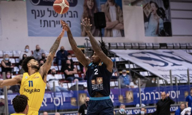Eilat drops Maccabi 91-85 as Yellow & Blue struggle to recover from Bayern loss