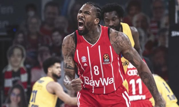The sand in Maccabi's hourglass is almost empty as time is not on their side after yet another Euroleague defeat