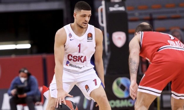 Just be me: Danish hoops star Iffe Lundberg continues climb basketball ladder with move to CSKA